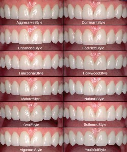 Tooth Contouring
