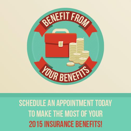 Use Your 2015 Dental Benefits Palm Beach Gardens Dentist