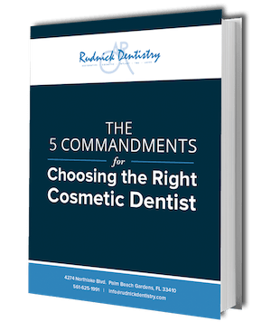 Dentist Palm Beach Gardens - Download Dr. Rudnick's free cosmetic eBook