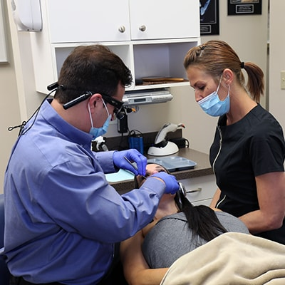 Dr. Rudnick your expert in Restorative Dentistry Palm Beach Gardens