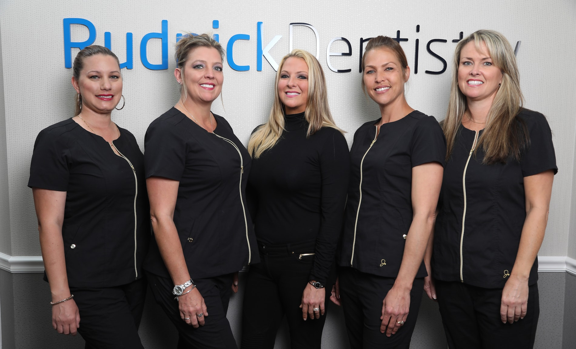 The team at Rudnick Dentistry one of the leading dentists in Palm Beach Gardens