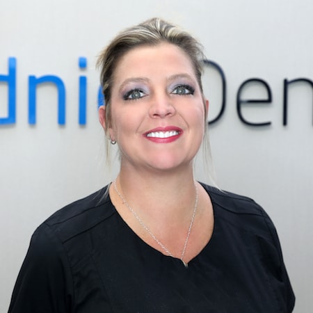 Tammy a Dental Assistant to one of the top dentists in Palm Beach Gardens