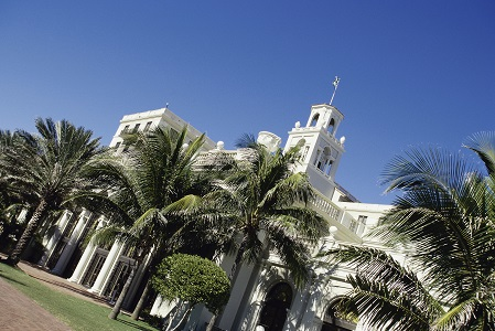 Historical building in Palm Beach Gardens